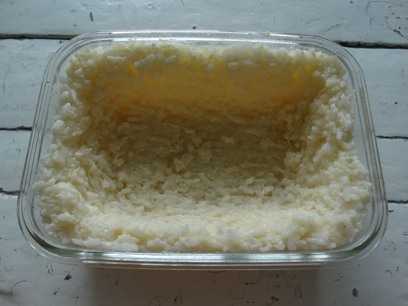 Мой любимый рецепт «Фаршированного риса»