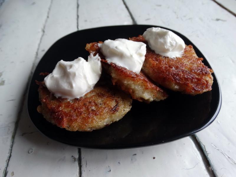 Еврейское картофельное блюдо на каждый день