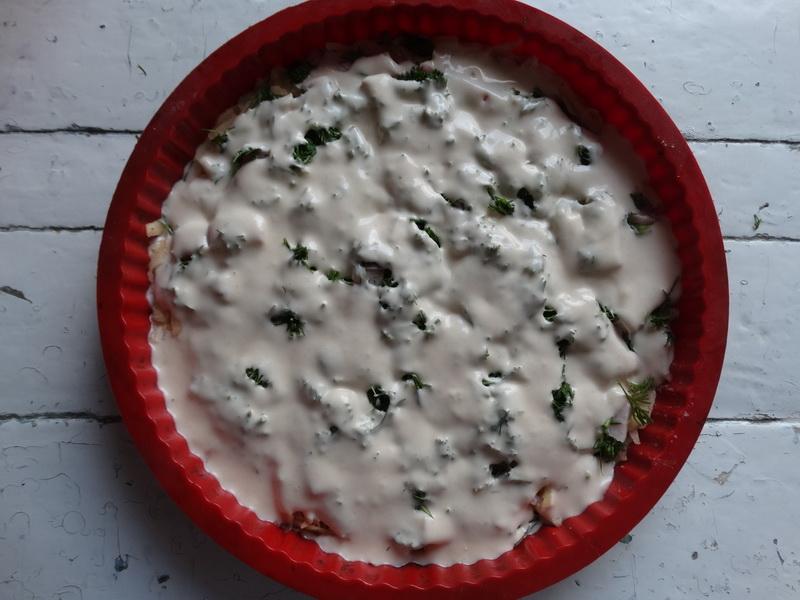 Еврейский пирог «Паштида» -- муж говорит, готовь его хоть каждый день – не надоест