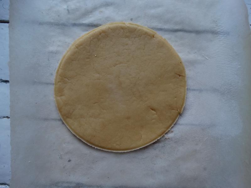 Необычный Тарт Татен - «по мотивам» пирога Энди-шефа (Увидела и просто заразилась идеей приготовить)