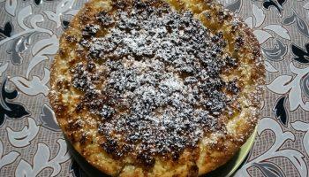 Песочный пирог Кудряшкин — люблю его всей душой. Он идеальный