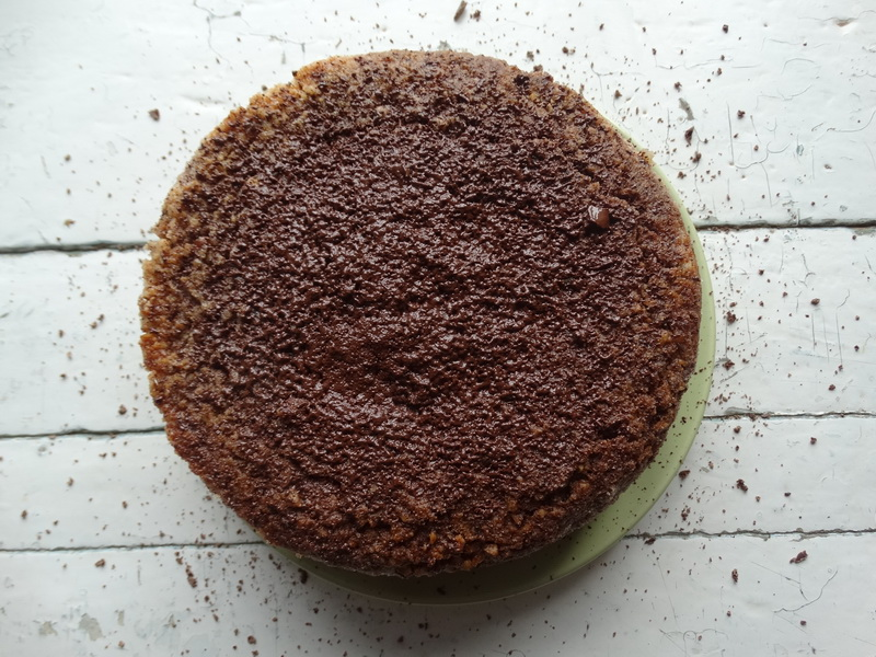 Бесподобный пирог с яблоками слоями. Никакой возни с тестом, только сухие ингредиенты