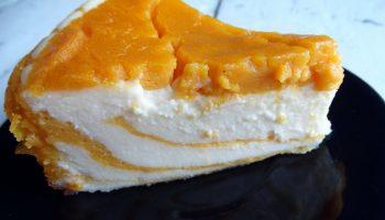 Обалденная запеканка с тыквой (готовлю её на десерт – получается, как пирог, так же вкусно, но быстрее в разы)