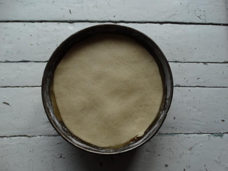 Татарский пирог – люблю его готовить для праздничного застолья (в начинку кладу не только фрукты)