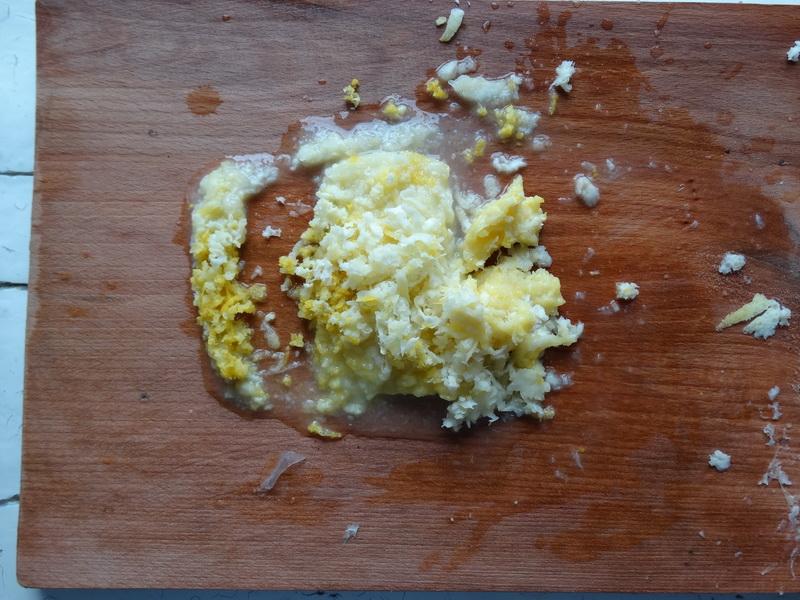 Такой простой и такой вкусный лимонный пирог