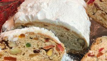 Знаменитый немецкий кекс «Штоллен» — не просто культовое блюдо, а поразительно вкусное и уникальное блюдо