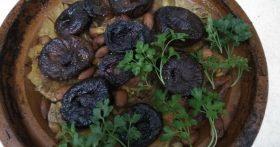 Как я готовлю, нежнейшее и сочное мясо по Марокканскому рецепту в тажине с инжиром. Вкус просто сказка