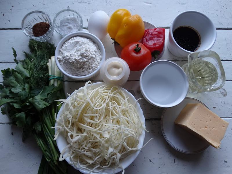 Блинчики Окономияки - японское «безумие» вкусов из обычной капусты