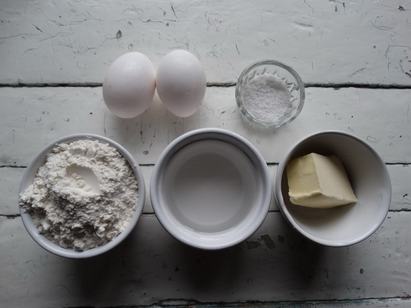 Мой проверенный рецепт - Профитролей. Покажу несколько способов приготовления из них закусок и десертов