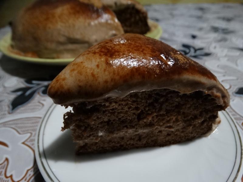 Медово-шоколадный или шоколадно-медовый торт