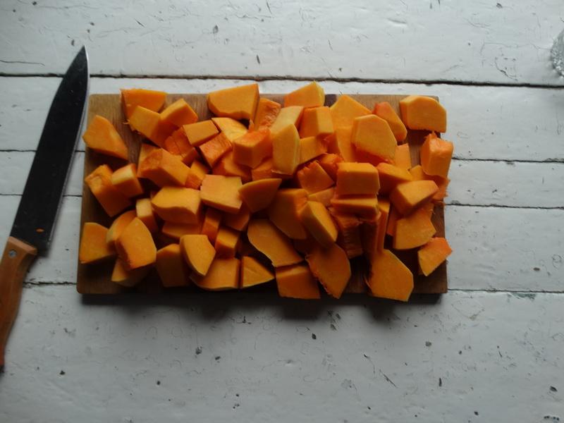 Конфеты из тыквы (Даже не верится, что ещё недавно моя семья не любила тыкву)