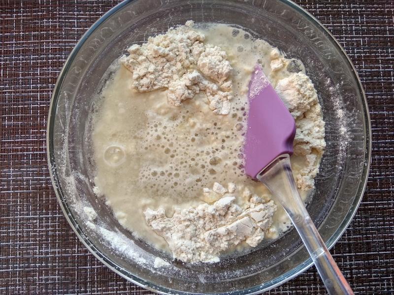 Мексиканская тортилья - готовлю сама вместо лаваша, а на завтрак заворачиваю обалденную сливочно-малиновую начинку