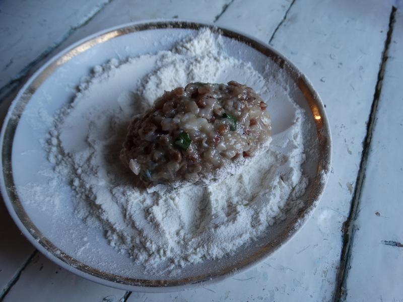 Обалденные котлеты из мяса и гречки (Проверенный временем рецепт украинской кухни)
