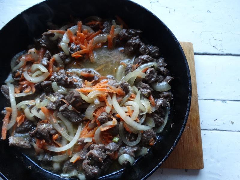 Усовершенствованный рецепт любимого блюда «Лаханоризо». Так, как нравится моему мужу