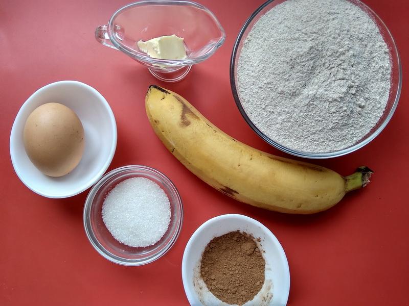 Шоколадные пельмешки с бананом детям. Готовлю сразу и замораживаю впрок (к приходу внуков всегда наготове)