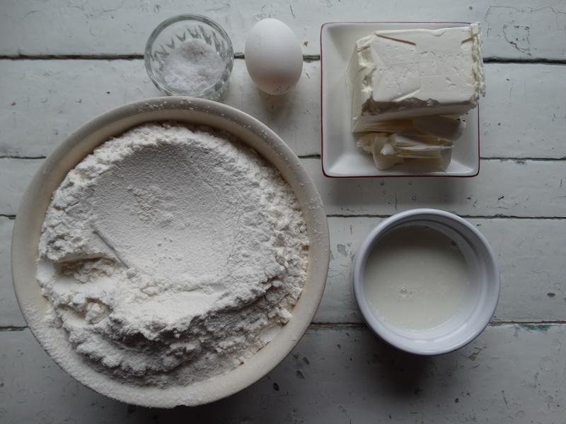 Рецепт «Хорошего слоёного теста» — готовлю его, всегда, когда мне надо приготовить Наполеон или основу для пирожных