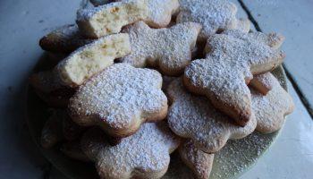 Нежные, как пух печеньки к чаю