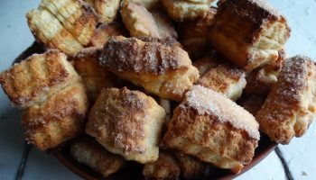 Павловское — любимое печенье у всех моих родных. А я люблю его за пышное и простое тесто, одно оно гарантирует успех