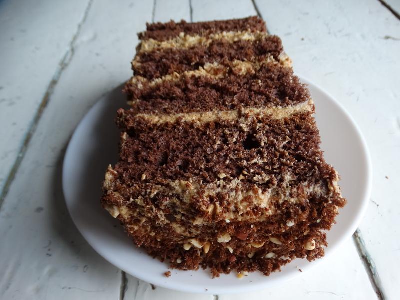 Торт «Золотой ключик». Нравится мне этот рецепт своей простой – можно и для праздника приготовить, да и просто, к чаю