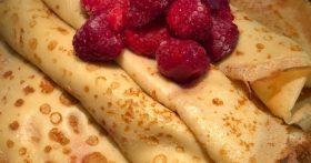 Блинчики «Веснушки» — не рвутся и не прилипают, рецепт без соды и масла