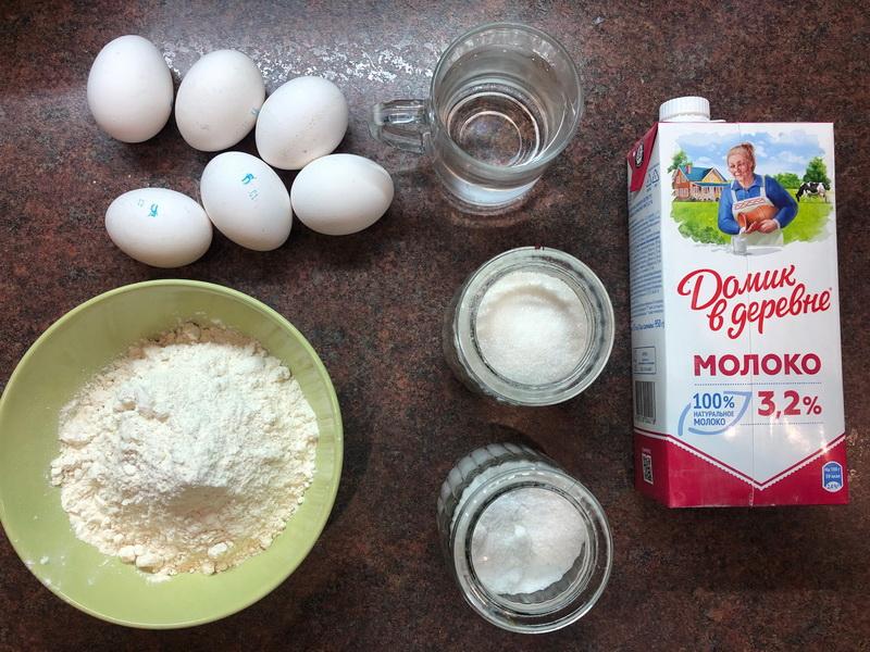 Блинчики «Веснушки» - не рвутся и не прилипают, рецепт без соды и масла