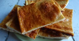 «Фиадоне» — итальянская запеканка. Рецепт простой, а результат вкуснейший
