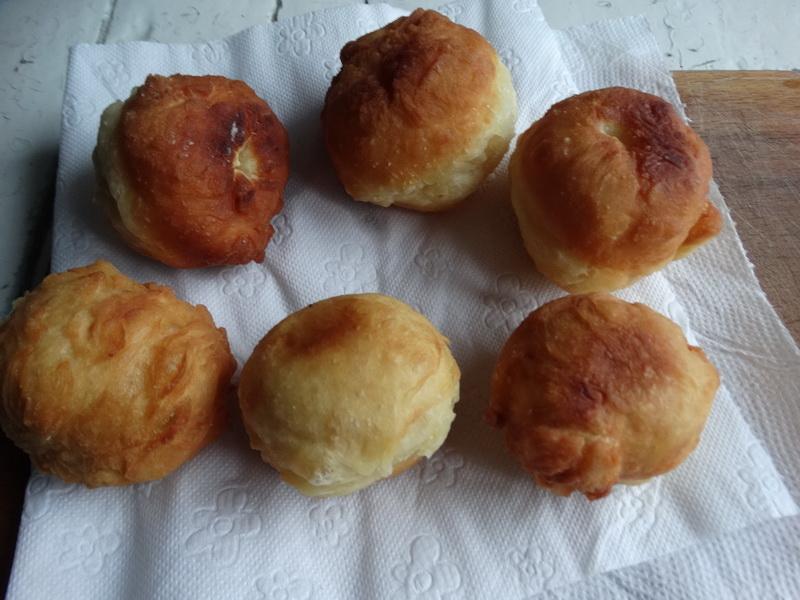 Лангоши - чудо-пирожки. Любимая закуска моих ребятишек