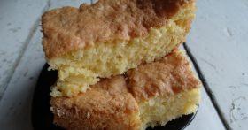 Обожаю «Cербский кох» — как говорится: ела бы его и ела. Поистине гениальный пирог, что-то между бисквитом и манником