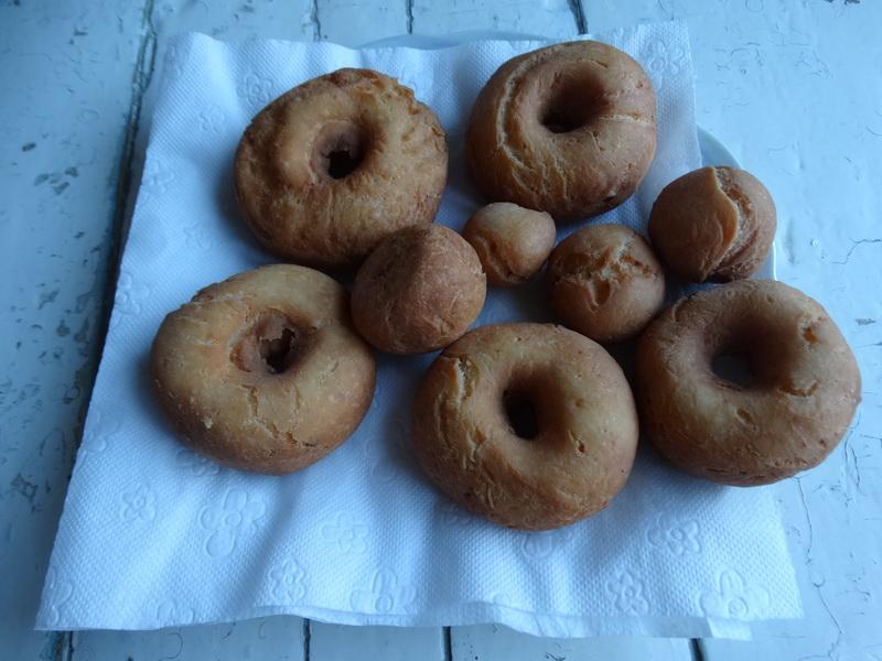 Папанаши - пончики по-румынски. Любимое лакомство моих малышей
