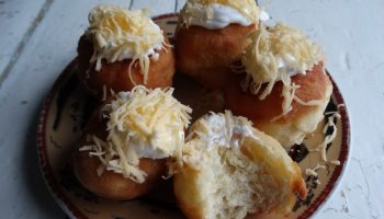 Лангоши — чудо-пирожки. Любимая закуска моих ребятишек