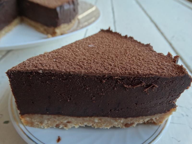 Шоколадный пай
