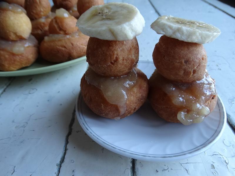 Пончики по-румынски – любимое лакомство моих малышей