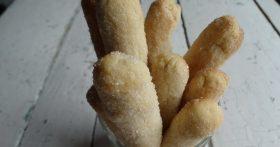 Португальское печенье – рецепт вкусного печенья всего из 4-х ингредиентов