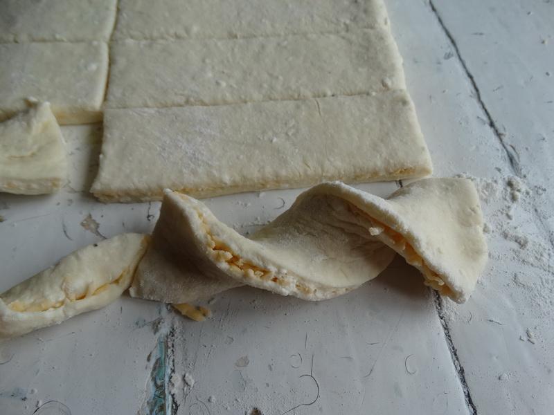 """Сырные палочки - делаю их на творожном тесте, так выходит ещё """"сырнее"""""""