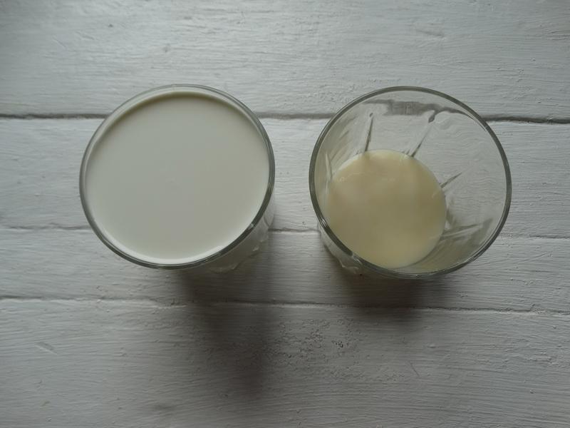 Сливки + сгущёнка = любимое сливочное мороженное. Покажу 2 способа как взбивать и в каком порядке соединять ингредиенты