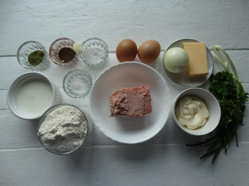 Копеечный сытный пирог