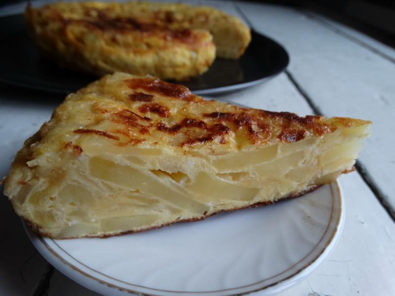 Испанская тортилья