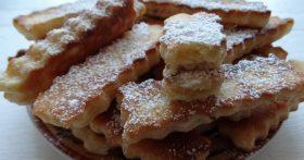 Валийское печенье для ленивых — экономит время и деньги. Вкус великолепный из 5 продуктов