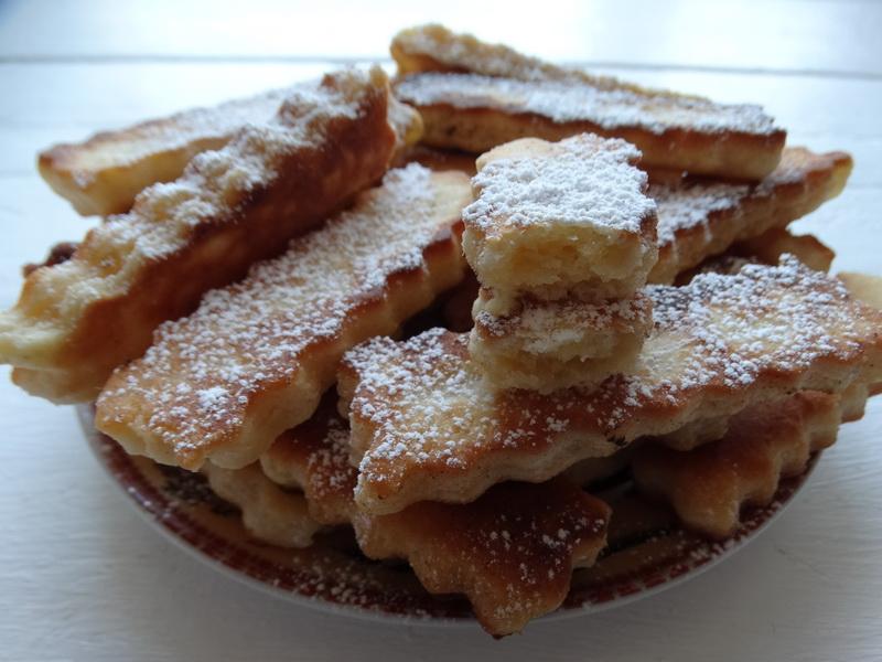 Рецепт «Валийского печенья для ленивых» - экономит время и деньги. Вкус великолепный из 5 продуктов