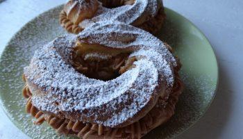 Пирожное Париж-Брест – моё самое любимое