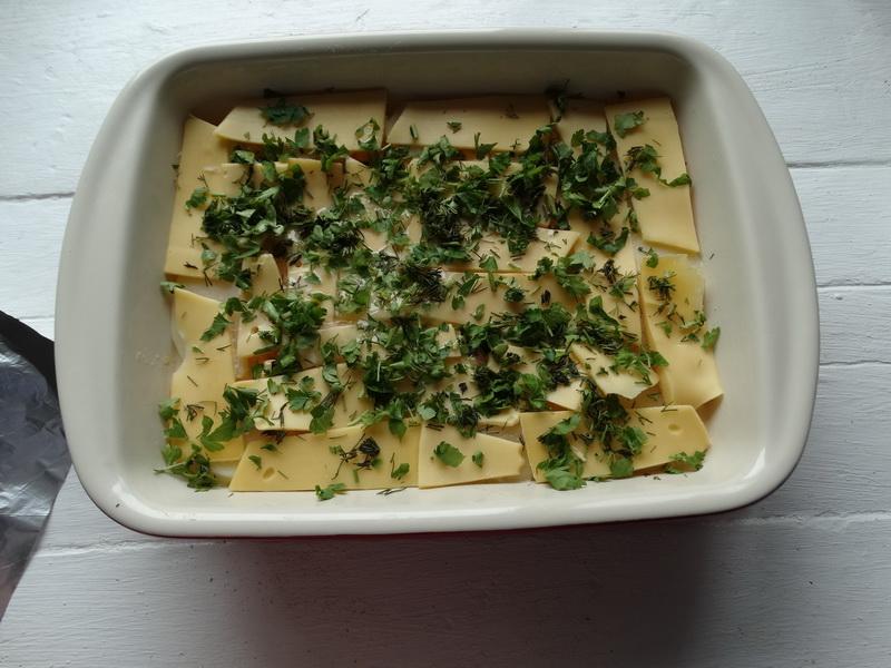 Картофельная лазанья - блюдо, которое очень любит мой муж