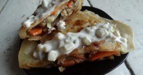 Мясной хлеб — «Араис кебаб». Делаю уличный фаст-фуд сама: от питы до обалденной начинки