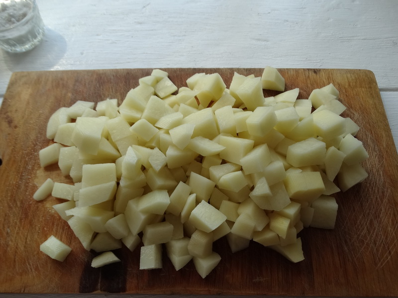 Картофельные пальчики – рецепт, который мне подарила свекровь
