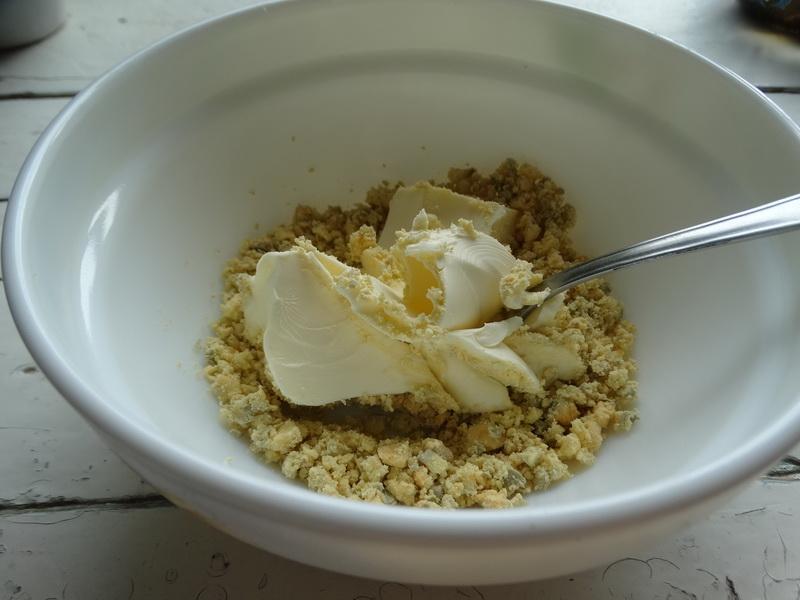 Печенье «Невесточка» с начинкой из чернослива (специально искала этот рецепт, тесто на вареных желтках)