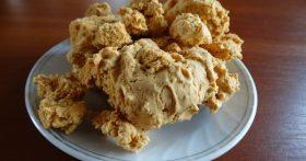 Безумный белковый десерт – готовится всего 10 минут