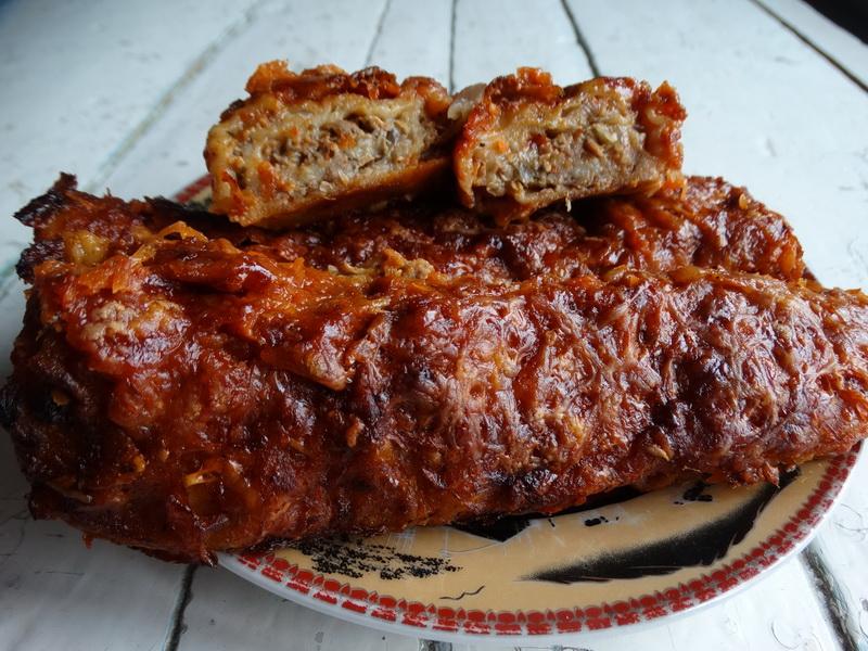 Рецепт закуски Энчилада