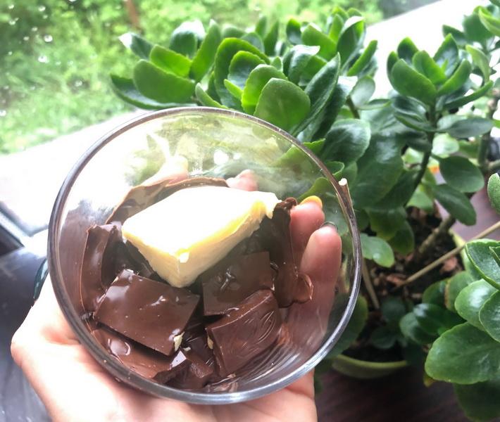 Шоколадно-клубничное безумие! - Наготовила внукам на праздник десерты – вкусно, просто и в стаканчиках очень удобно