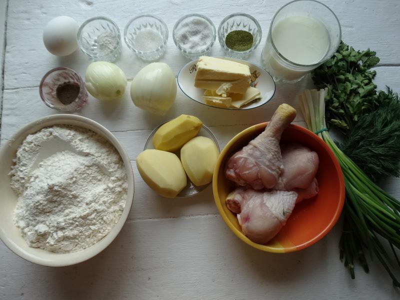 «Пирожки с горлышком» - татарский рецепт, которому я научилась у известного кулинарного эксперта Дмитрия Фреско