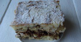 Моя визитная карточка пирог «Мой прекрасный» — Тесто вкусное и пышное, начинка чудо, но главное на всё про всё минут 40