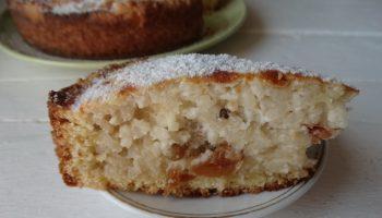 Тосканский пирог — без зелени, но с изюминкой
